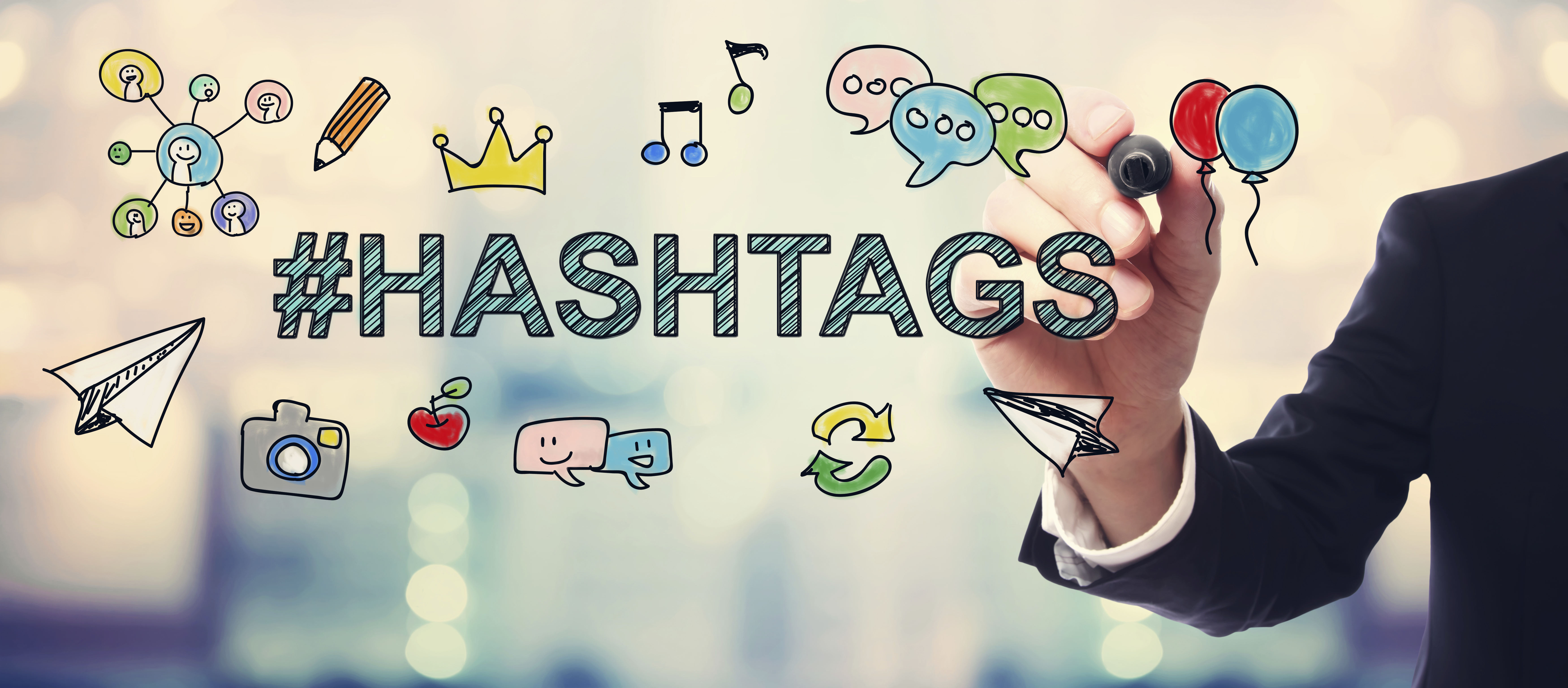 Are Branded Hashtags for you, Elite Events, Ontario
